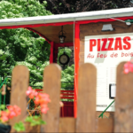 Vallée de Chamonix, ensemble: La Roulotte PIzzas