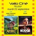 A Vallo ce mardi, c'est ciné!