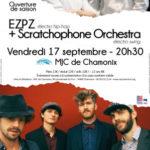 EZPZ et Scratchophone Orchestra - concert ouverture de saison MJC